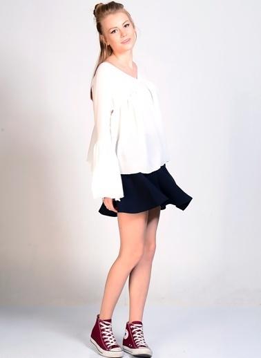 Wyldr Bluz Beyaz